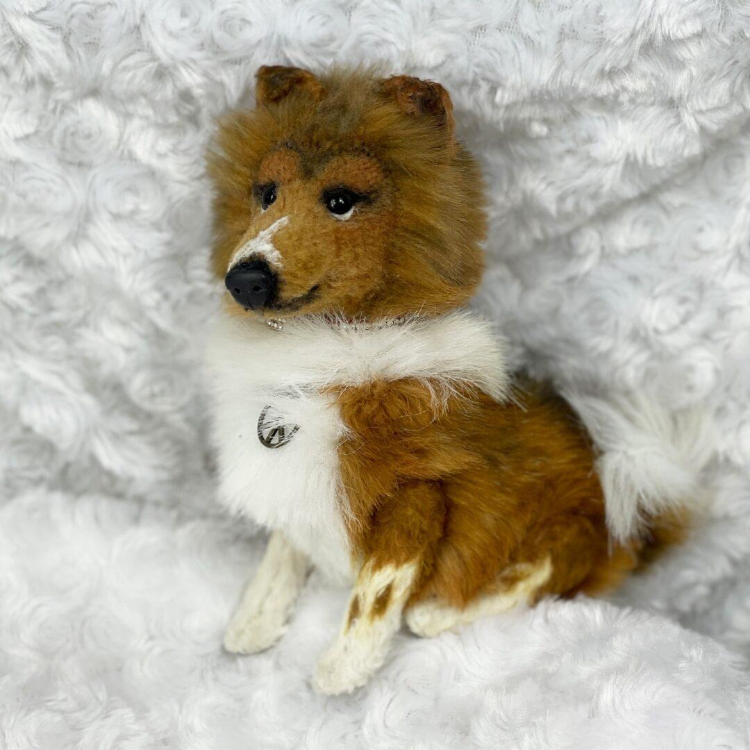 Lassie Artist Puppy-min