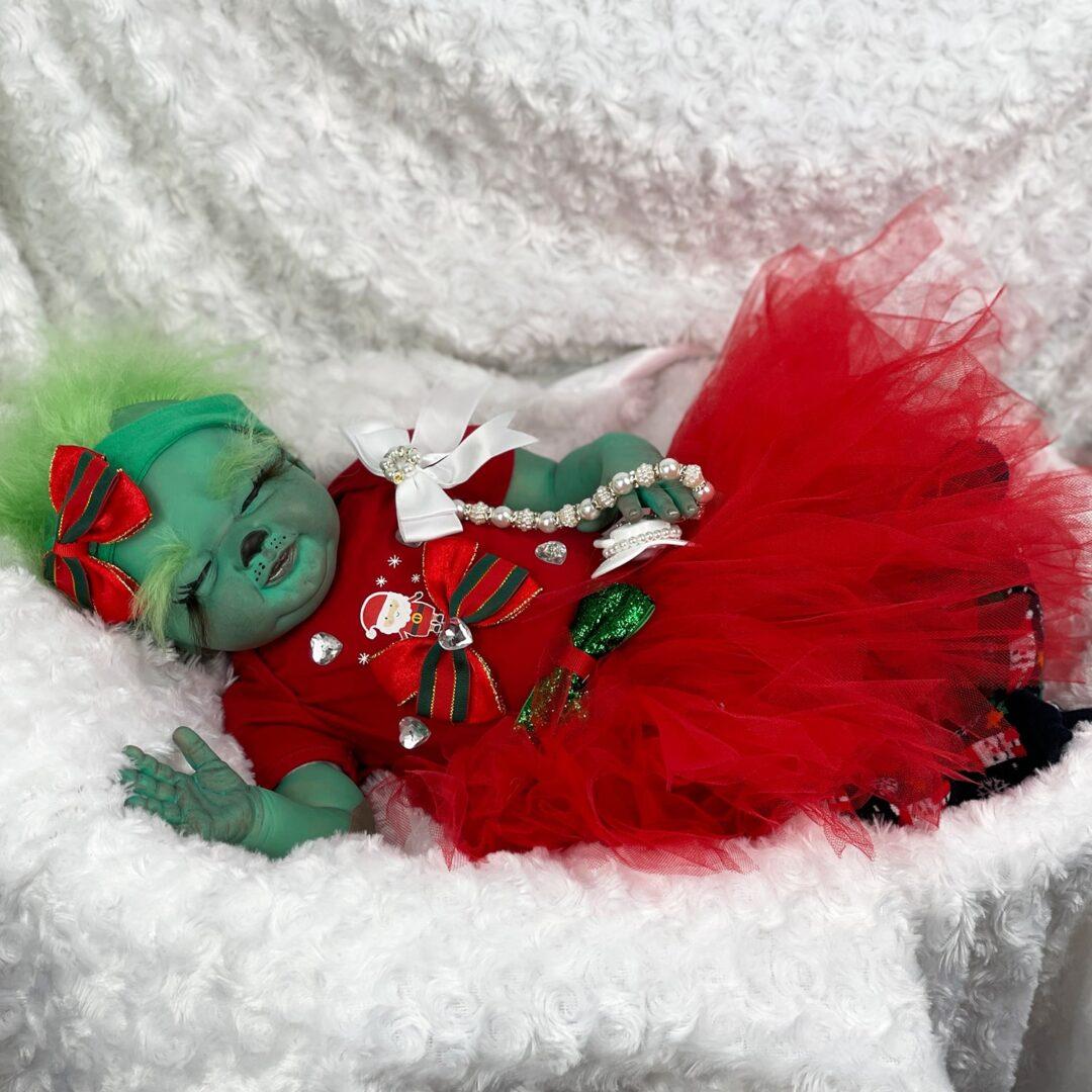Little Dreamer Grinch Reborn-min