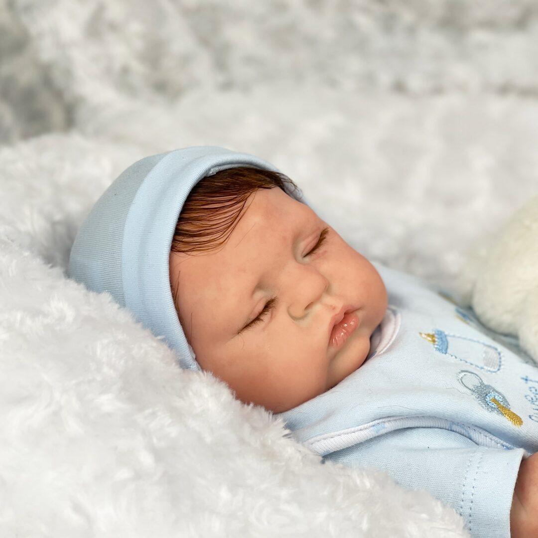 Noah Full bodied reborn baby 1-min