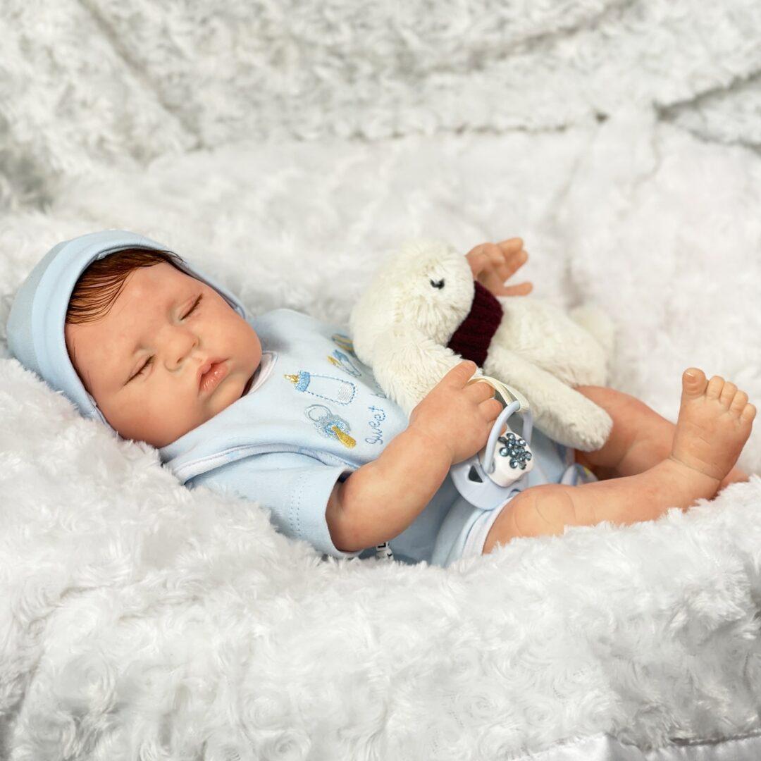 Noah Full bodied reborn baby-min