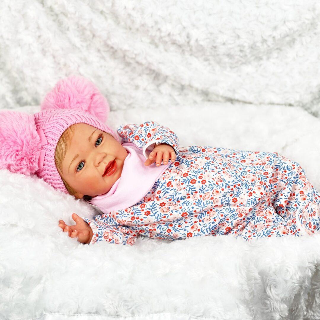 Tilda Reborn Baby 1-min