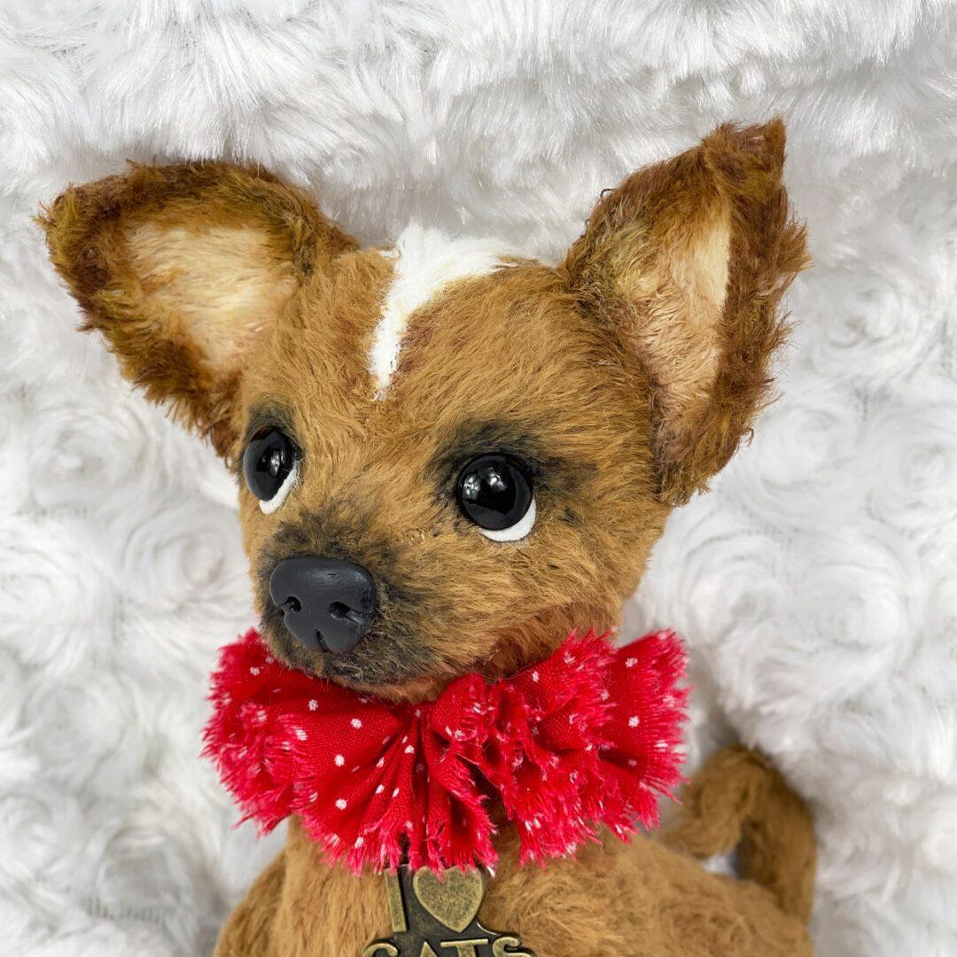 Tiny Artist Puppy-min