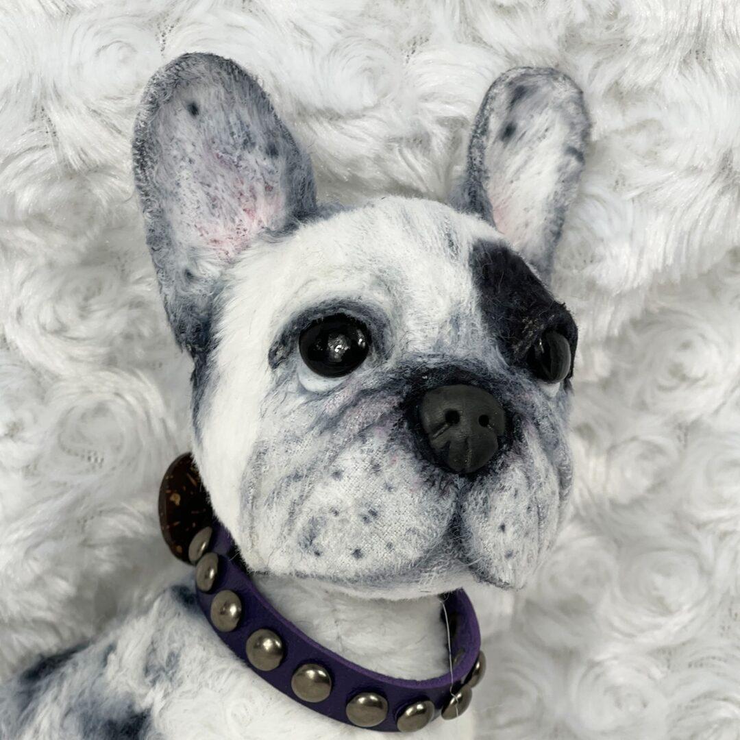 Tyson Artist Puppy 1-min