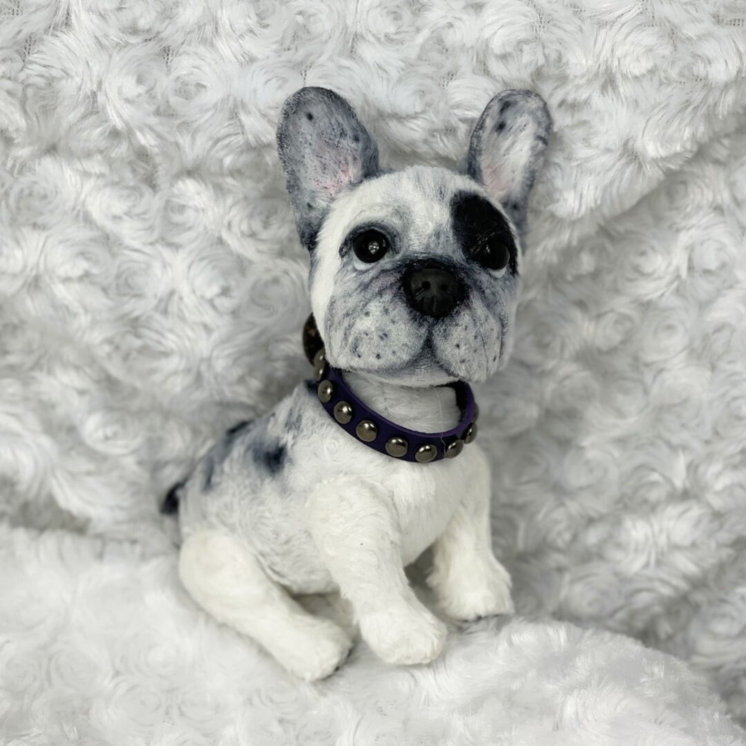 Tyson Artist Puppy-min