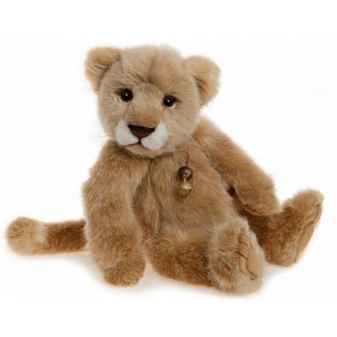 Charlie Bear Savannah-min