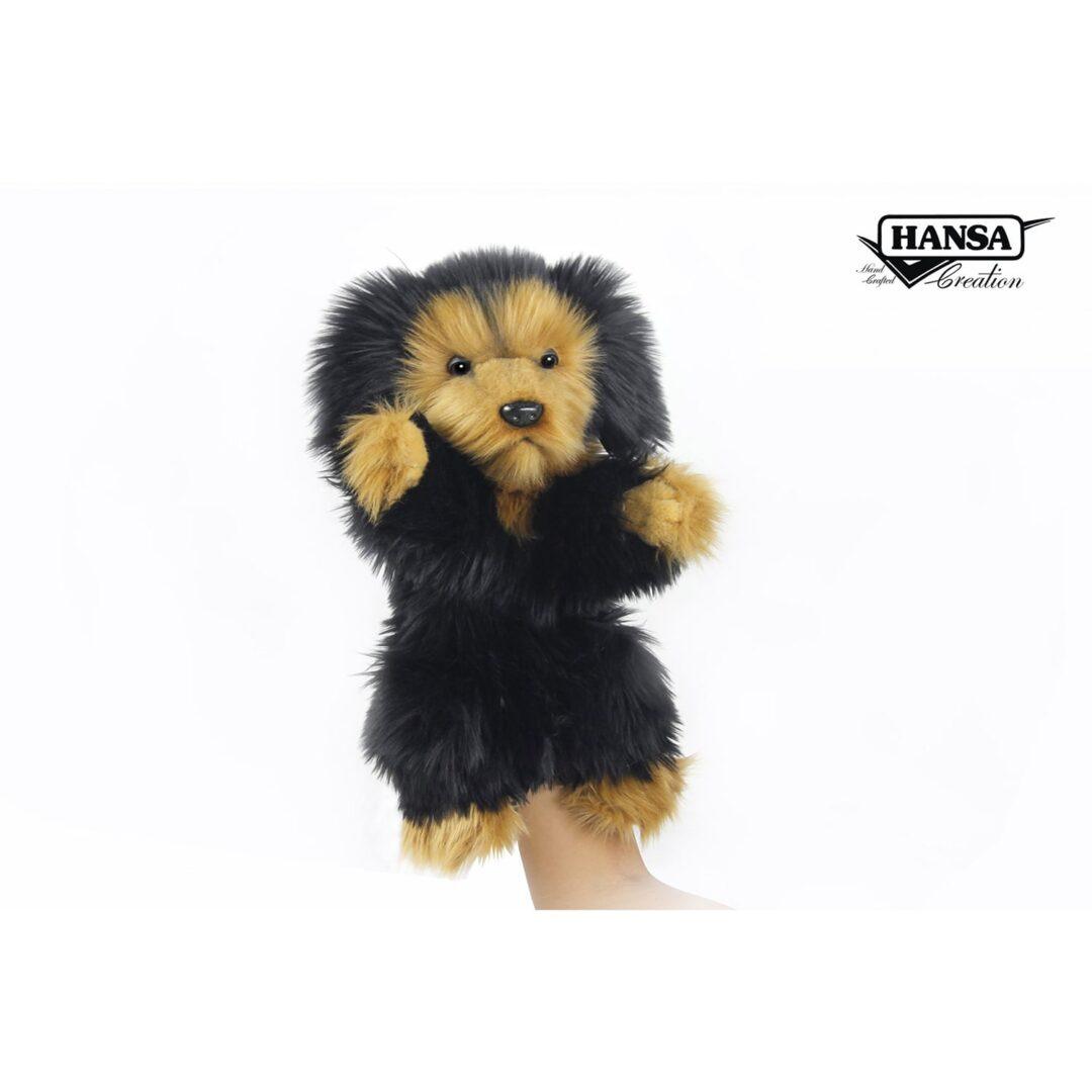 Dachshund Hand Puppet-min