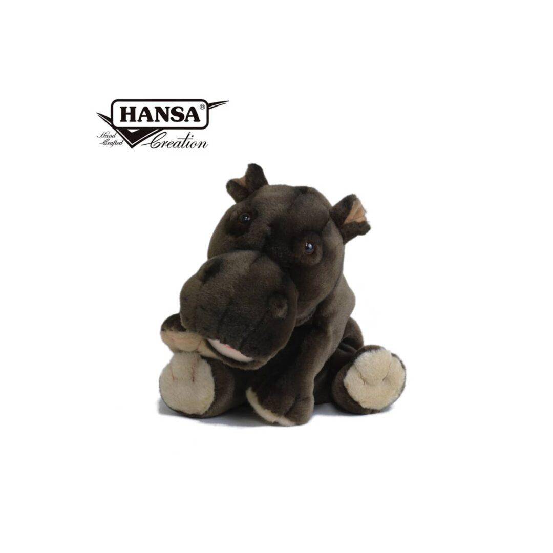Hippo Hand Puppet-min