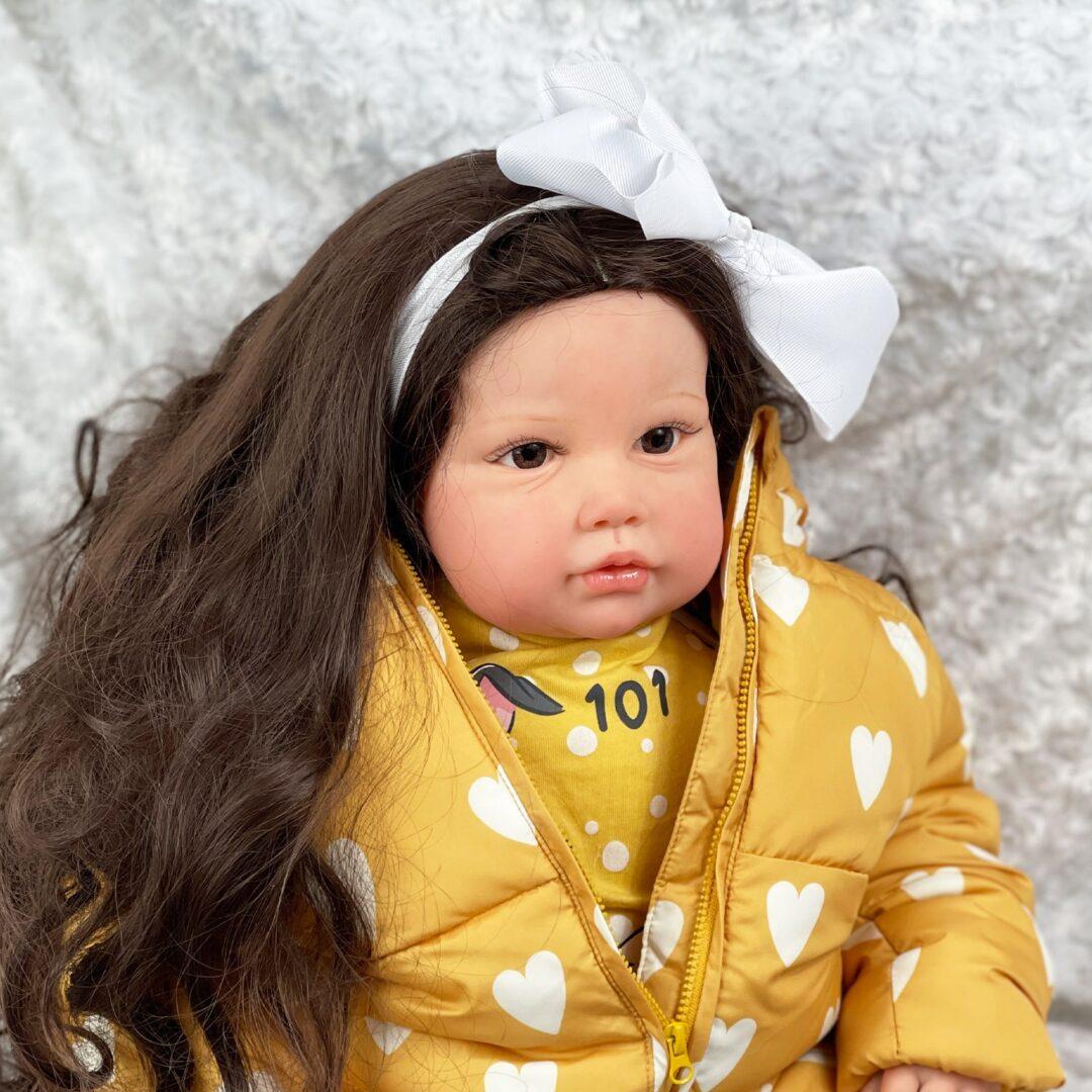 Lucille Toddler Reborn Baby 1-min
