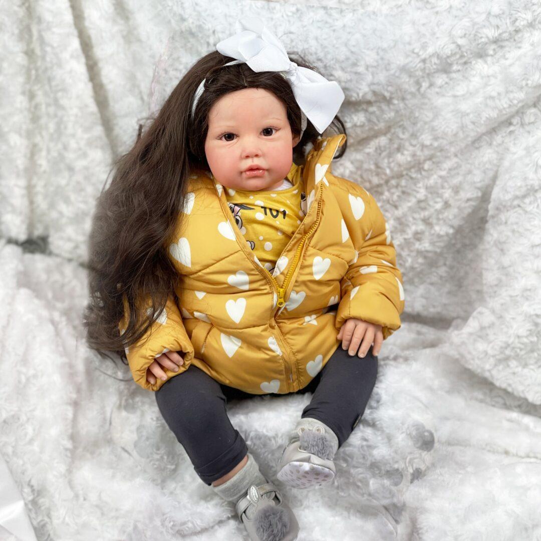 Lucille Toddler Reborn Baby-min