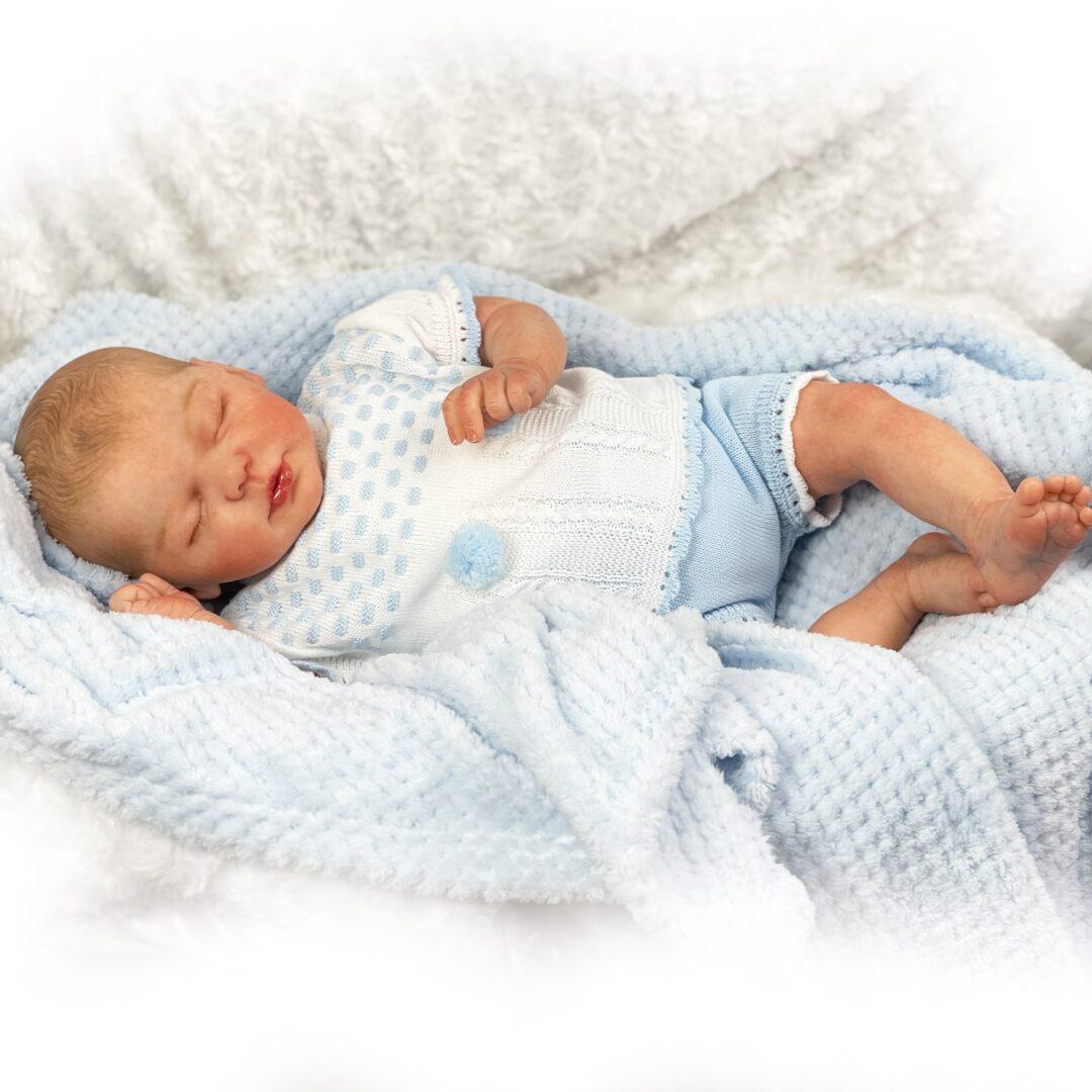 Oskar Luxe Collection Reborn Baby -min