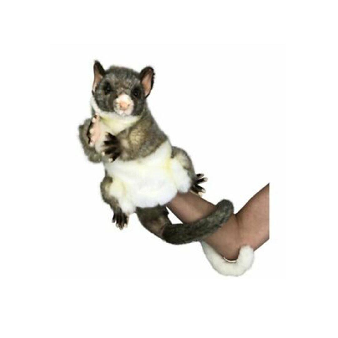 Possum Hand Puppet Hansa-min